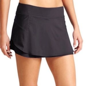 🖤Athleta Bustle Skirt/Skort-Black🖤
